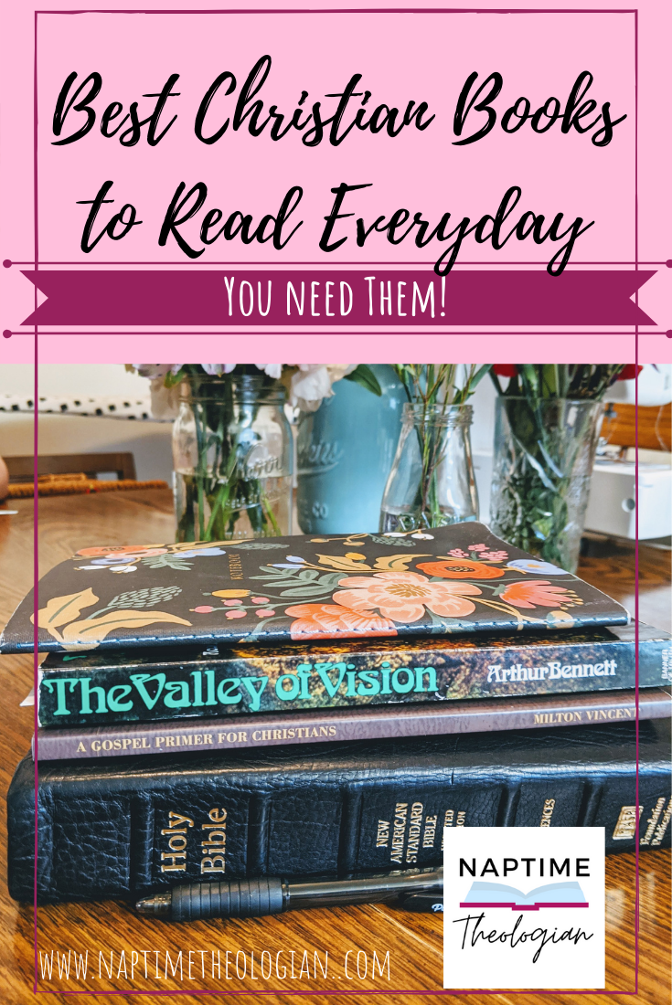 My Soul Stack | Best Christian Books to Read Every Day