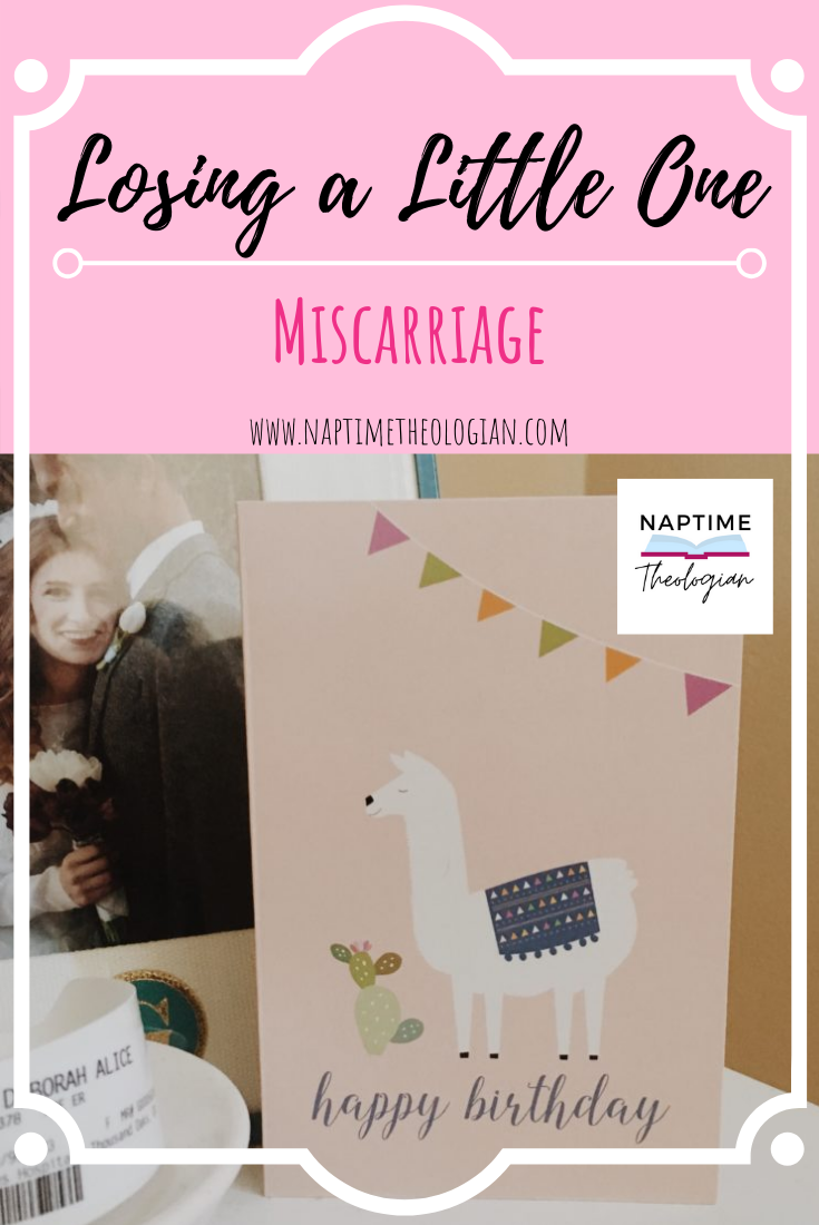 Losing a Little One | Miscarriage