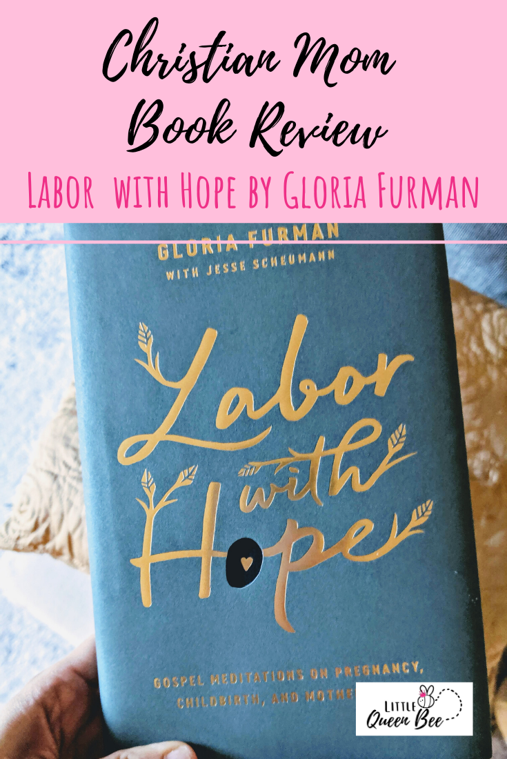 Labor with Hope (Christian Mom Book Review)
