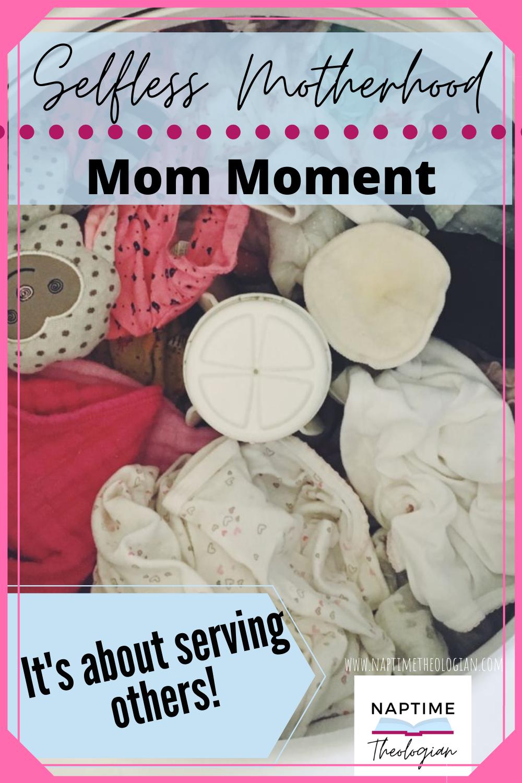 Selfless Motherhood