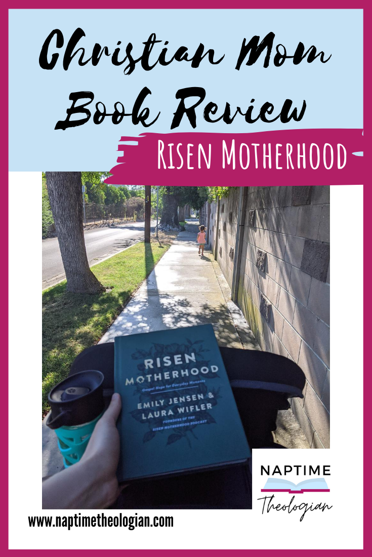 Risen Motherhood | Christian Mom Book Review