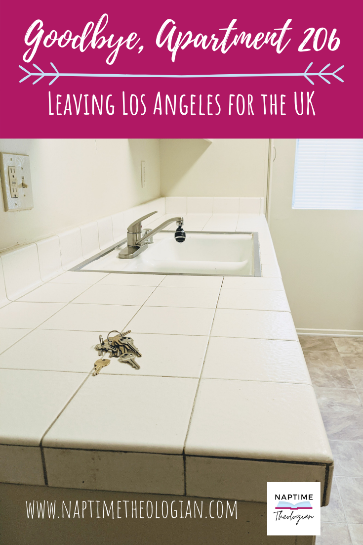 Goodbye, Apartment 206 | Leaving Los Angeles