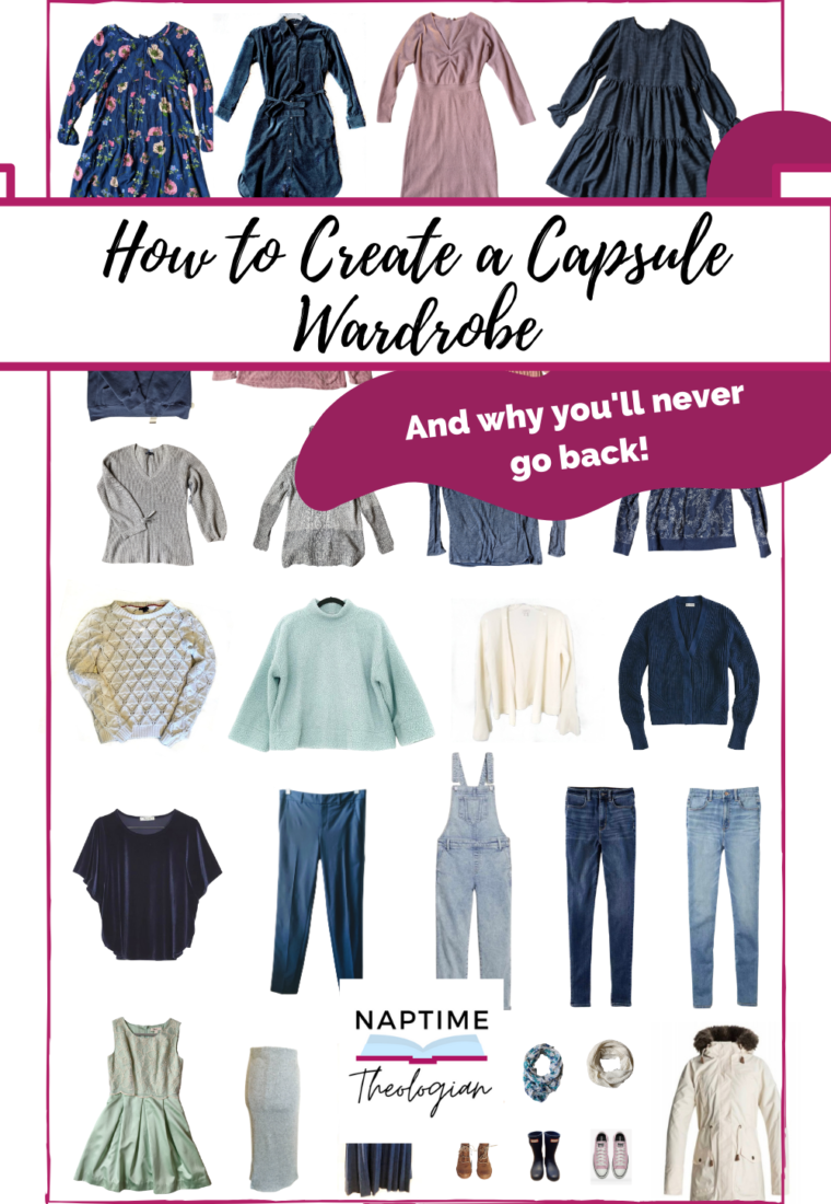 How to Create a Capsule Wardrobe that Works For You!
