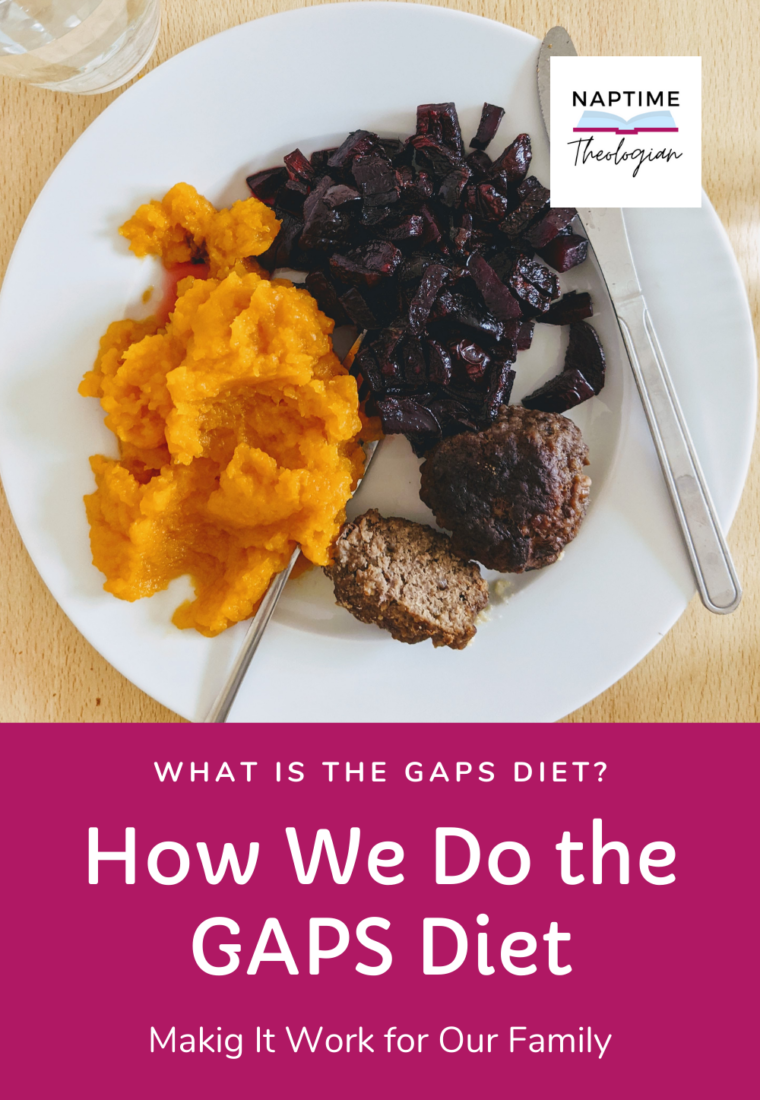 How We Make the GAPS Diet Work in Our Family