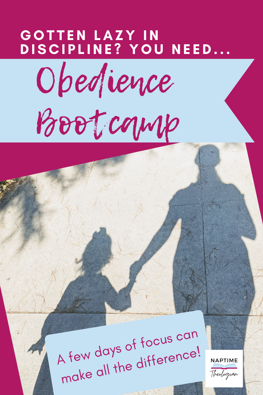 Obedience Bootcamp | Finding Consistency