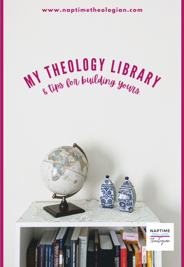 My Theology Library
